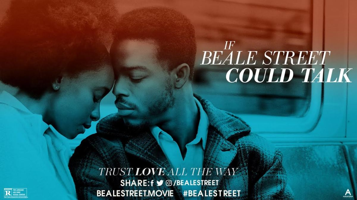 If Beale St Could Talk It Would Say Trust Love All The Way Pop